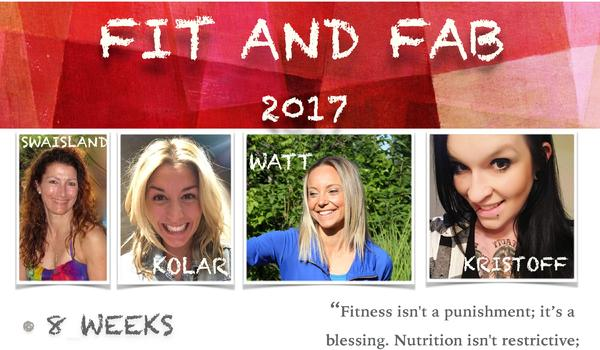 Fit and Fab 2017!