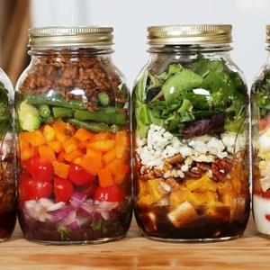 Salad in a Jar !