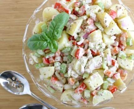 Revamped Potato Salad
