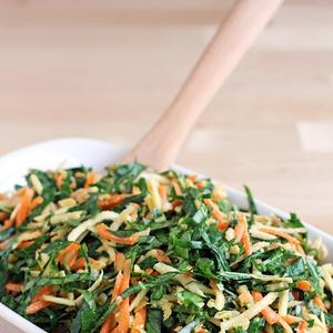 Collard Green Coleslaw