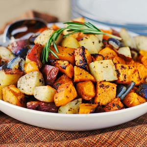 Roasted Autumn Veggies ... Mmmmmm