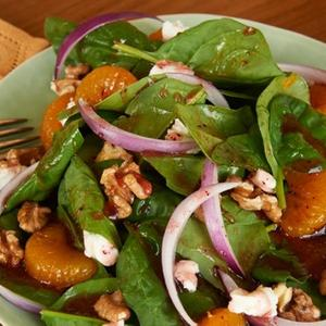 Mandarin Walnut Salad!
