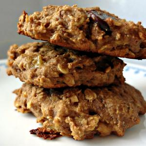 Grab 'N' Go Breakfast Cookies