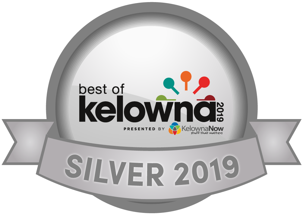 best of kelowna 2019 silver