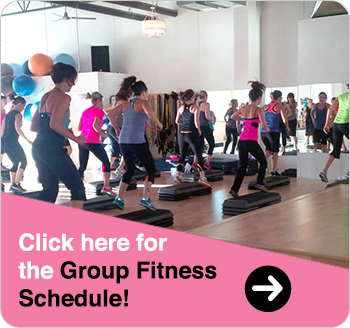 TWP Kelowna Group Fitness Class Schedule